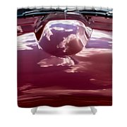 E-type Shower Curtain