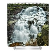 Eagle Falls Lake Tahoe Shower Curtain