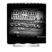 East Side Shower Curtain