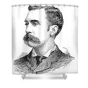 Edgar Vincent (1857-1941) Shower Curtain