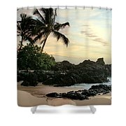 Edge Of The Sea Shower Curtain