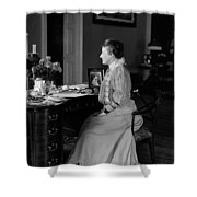 Edith Roosevelt (1861-1948) Shower Curtain