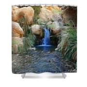 Eternal Youth Shower Curtain