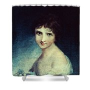 Eleanor Parke Custis Lewis(1779-1852) Shower Curtain