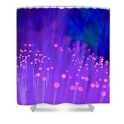 Electric Ladyland Shower Curtain