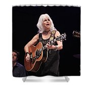 Emmylou Harris Shower Curtain