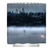End Times Shower Curtain