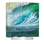 Epic Shower Curtain