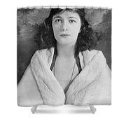 Evelyn Nesbit Shower Curtain