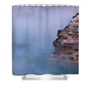 Excelsior Geyser Crater Shower Curtain