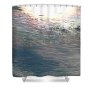 Eyes Of Clouds Shower Curtain