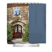 Eze France Shower Curtain