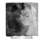 Fading Memories  Shower Curtain