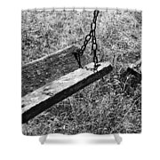 Fair Weather Friends Shower Curtain
