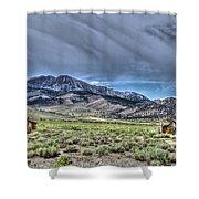 Farrington Ranch 2 Shower Curtain