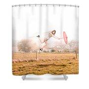 Fashion Storm Shower Curtain