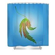 Final Fling Shower Curtain