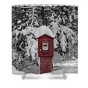Firebox 6334 Shower Curtain