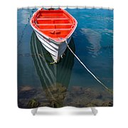 Fisherman's Boat Shower Curtain