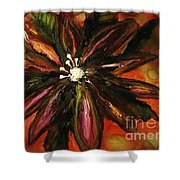 Fleur De Margaret Shower Curtain