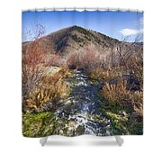 Flow V10 Shower Curtain
