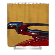Flying Lady Shower Curtain