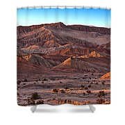 Font's Point Shower Curtain