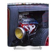 Ford And Ready Shower Curtain