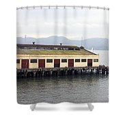 Fort Mason San Francisco Shower Curtain