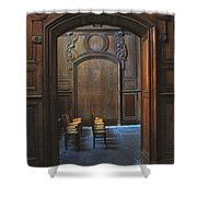 Fougere France Shower Curtain