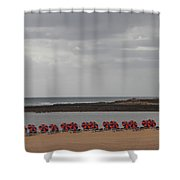 Fuerteventura Shower Curtain