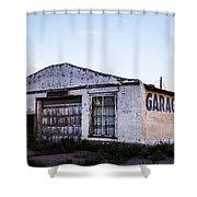 Garage 2 Shower Curtain