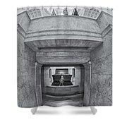 General Grant National Memorial Shower Curtain