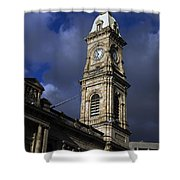 General Post Office Adelaide Shower Curtain