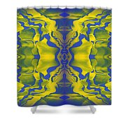 Generations 3 Shower Curtain