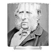 George Cruikshank (1792-1878) Shower Curtain