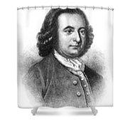 George Mason (1725-1792) Shower Curtain