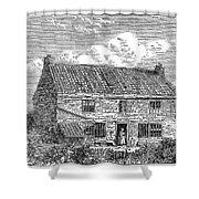 George Stephenson (1781-1848) Shower Curtain