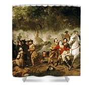 George Washington (1732-1799) Shower Curtain