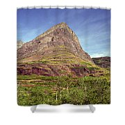 Glacier National Park 1 Shower Curtain