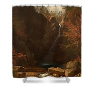 Glen Ellis Falls Shower Curtain