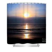 Good Morning Sunshine Shower Curtain