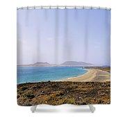 Graciosa Island Shower Curtain