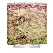 Grand Canyon National Park South Rim Shower Curtain