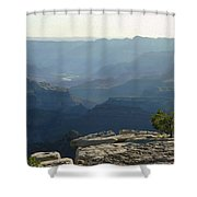 Grand Canyon South Shower Curtain