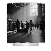 Grand Central Station, 1941 Shower Curtain