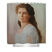 Grand Duchess Maria Nikolaevna Of Russia Shower Curtain