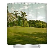 Grand National Golf Course - Opelika Alabama Shower Curtain