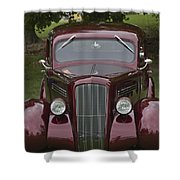 Grass Hopper Shower Curtain