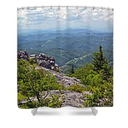 Grayson Highlands Shower Curtain